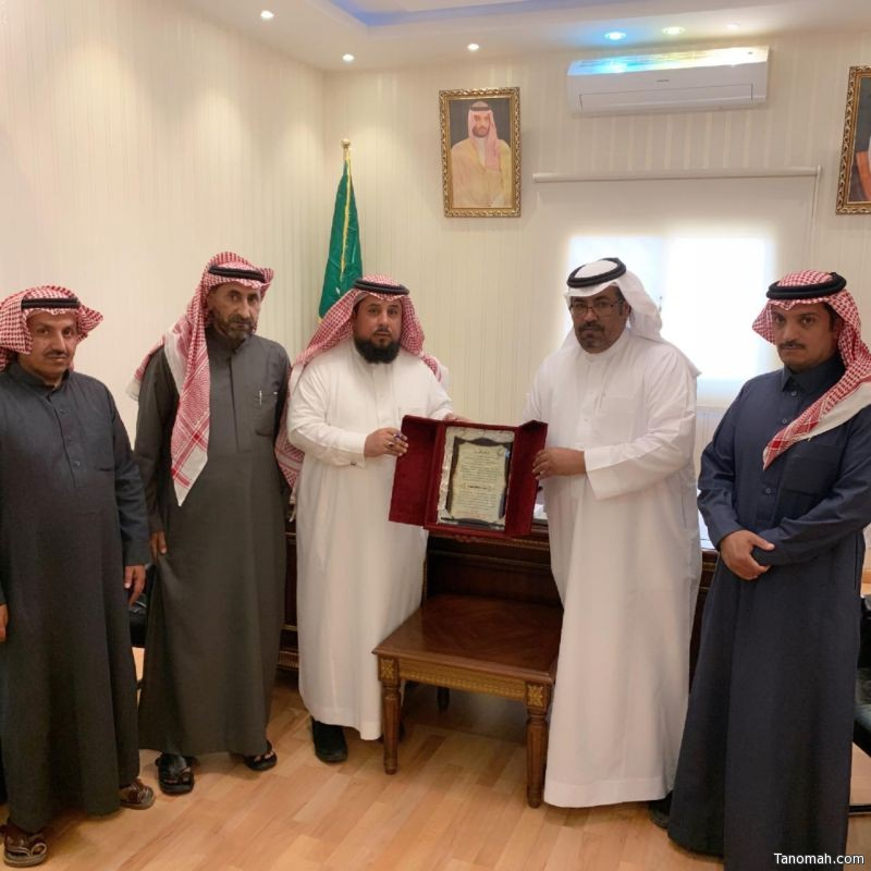 #رابطة_عسير_الخضراء توقع عقد شراكة مع بلدية #تنومة