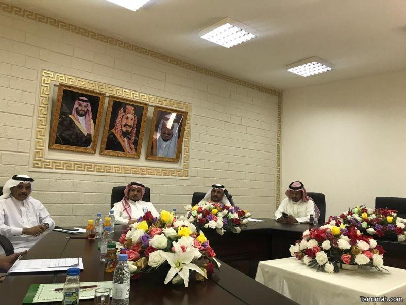 انطلاق أعمال اللجنة التجارية السياحية في بللحمر وتعيين رئيسٍ لها