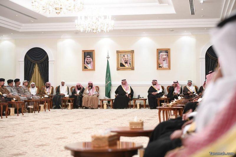 الأمير تركي بن طلال: منطقة عسير تحظى بدعم واهتمام القيادة