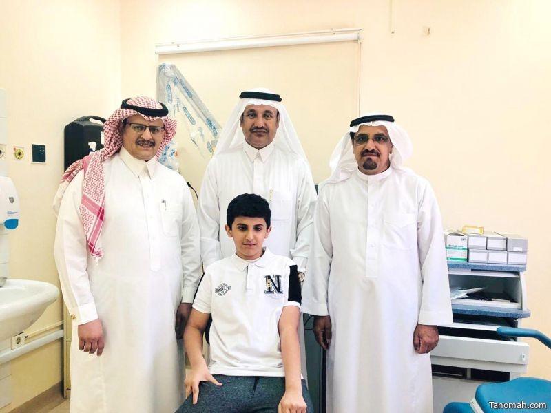 العيادات الخيرية بمستشفى تنومة تبدأ عملها الصيفي للعام١٤٤٠هـ