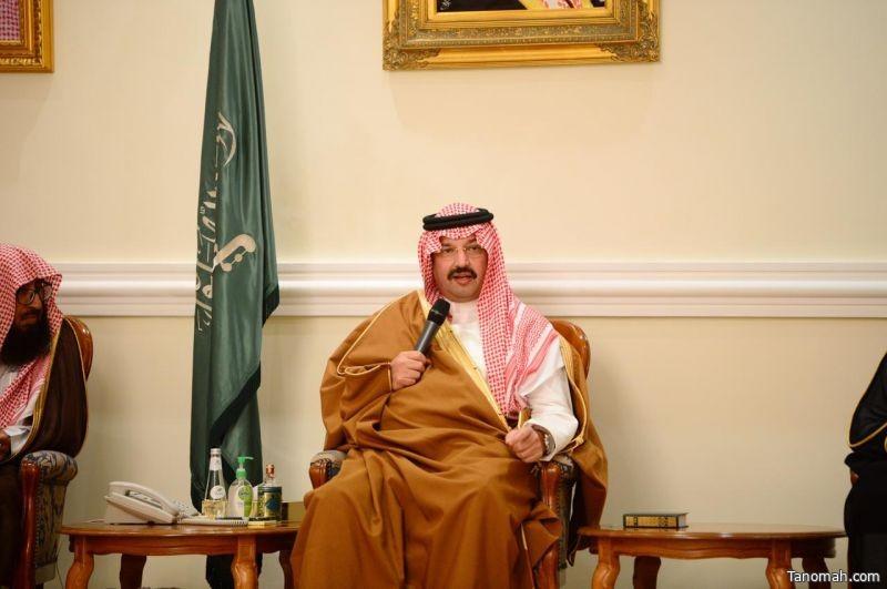 خلال إستقباله عدد من رجال الأعمال.. أمير عسير يؤكد تقديم كافة التسهيلات لخدمة الاستثمار في المنطقة