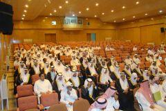 ثانوية الملك عبد العزيز بالنماص تقيم حفل تكريم الطلاب المتوقع تخرجهم