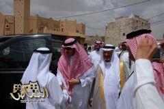 سلطان بن سلمان يوجه بسرعة إعادة بناء حصن جاري