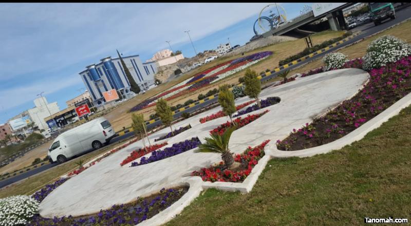 أهمية الغطـاء النبــاتي و زيادة الرقعة الخضـراء أمانة عسير تعزز الغطاء النباتي بزراعة الاف الورود في مدينة أبها