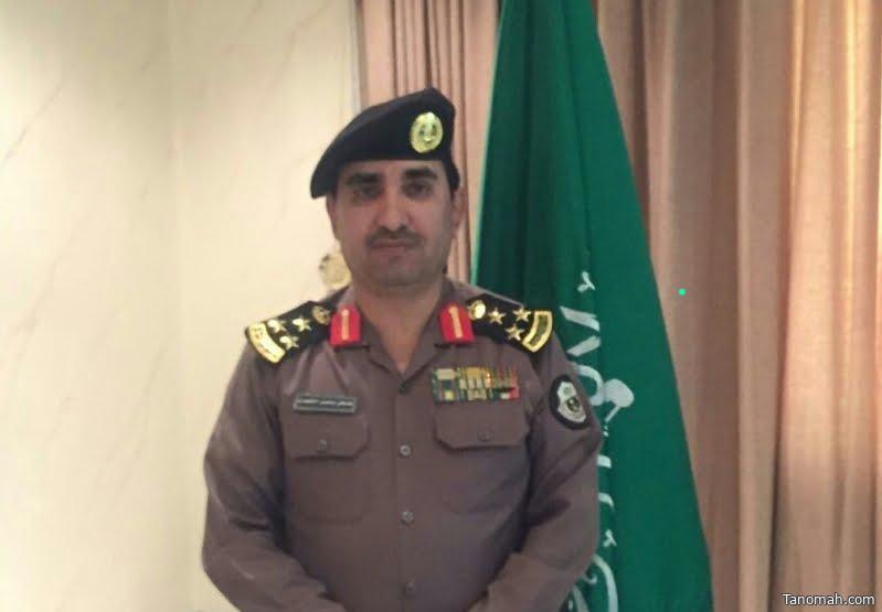 ترقية ظافر بن ناصر الشهري الى رتبة لواء