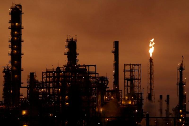 #النفط يهبط قبل اجتماع #أوبك