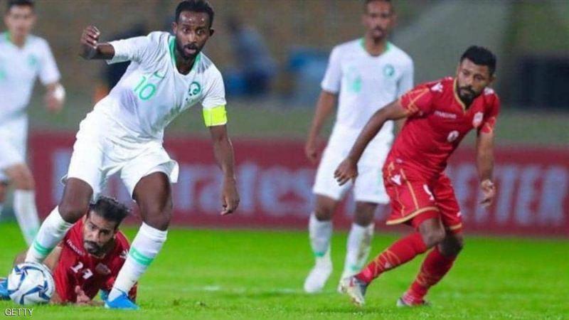 """#السعودية و #البحرين على """"النهائي المثير"""""""