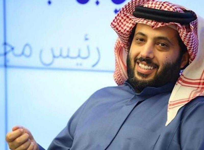 تركي آل الشيخ يتغزل في الهلال ببيت شعر بعد فوزه على الترجي