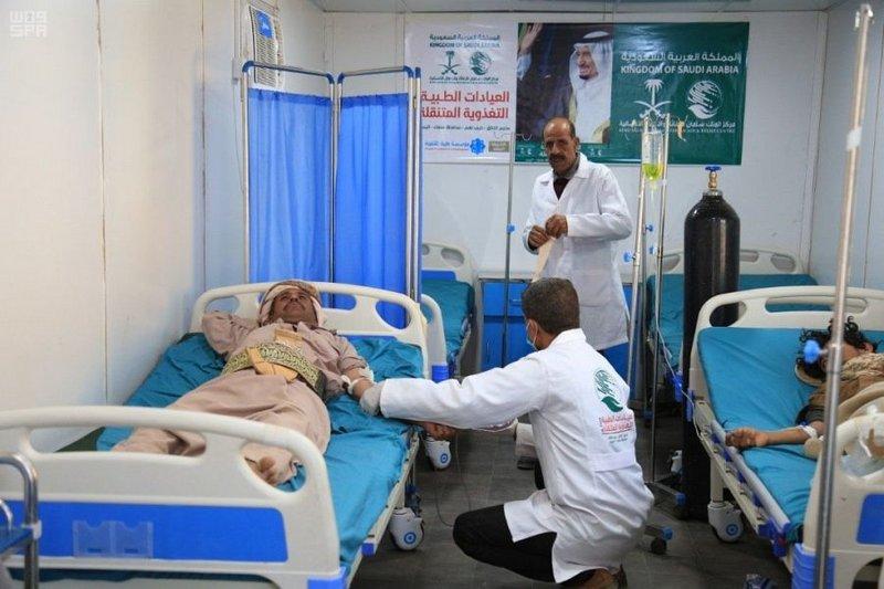 اليمن.. العيادات الطبية التغذوية تواصل تقديم خدماتها العلاجية في مخيم الخانق