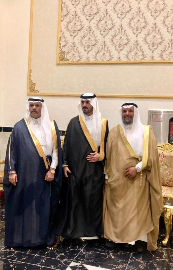 آل المزرقاني يحتفلون بزواج النقيب فهد