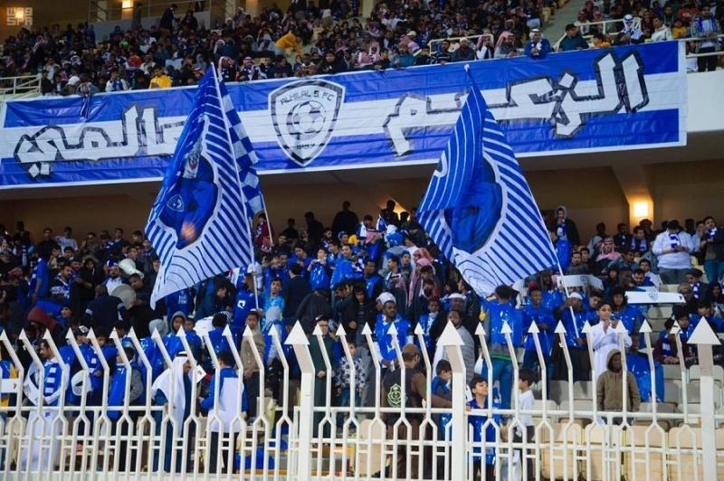 التعادل الإيجابي يسيطر على مواجهة الفيصلي والهلال في دوري كأس الأمير محمد بن سلمان للمحترفين لكرة القدم
