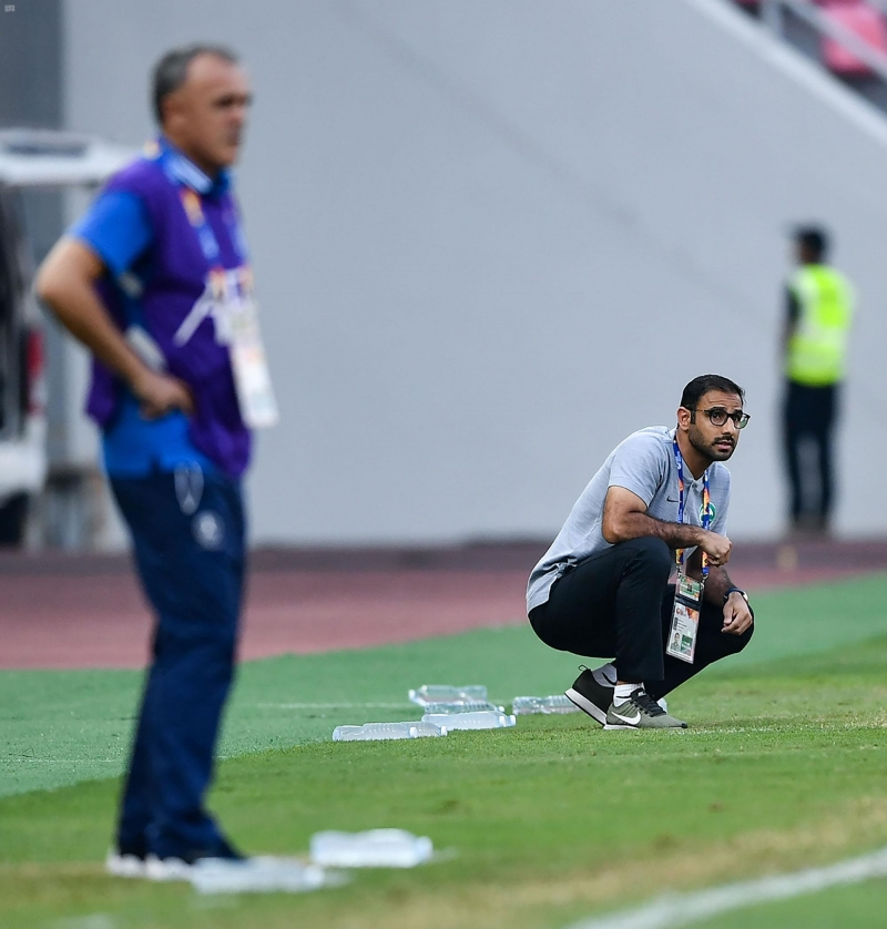 المدرب سعد الشهري: علينا بذل الجهد لحصد لقب آسيا