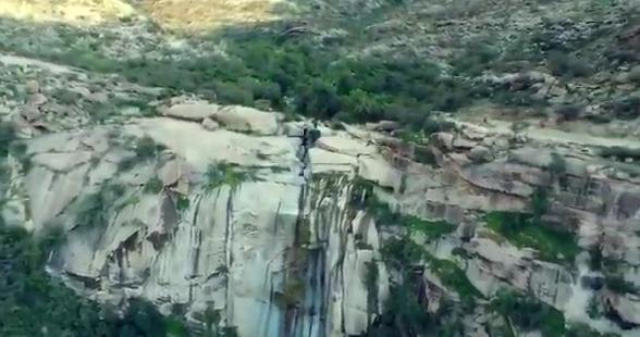 """#فيديو: الطبيعة الخضراء في """"ساقين"""" بمحافظة #تنومة"""