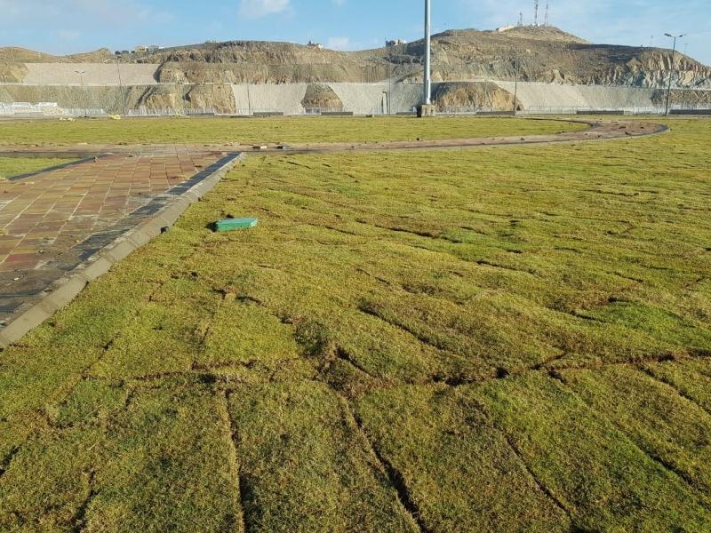 أمانة عسير تنجز 45 ٪ من مشروع سما أبها بأكثر من 13 مليون ريال