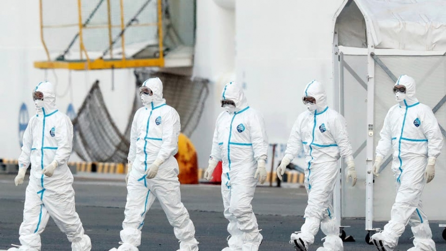 الصين: ارتفاع حصيلة وفيات كورونا إلى 1110 أشخاص