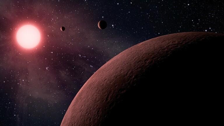 اكتشاف كوكب عملاق حديث الولادة على مقربة من الأرض