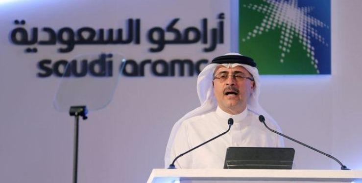 الرئيس التنفيذي لأرامكو:يصرح حول الادراج الثانوي لأسهم الشركة والادراج العالمي
