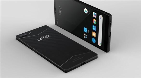 الكشف عن هاتف ألماني مصنوع من الكربون يمتاز بخفة الوزن والصلابة