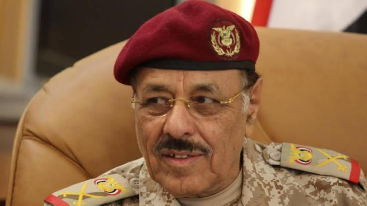 نائب الرئيس اليمني يؤكد الاستمرار في مقارعة الاعتداءات التي تشنها مليشيا الحوثي المدعومة من إيران