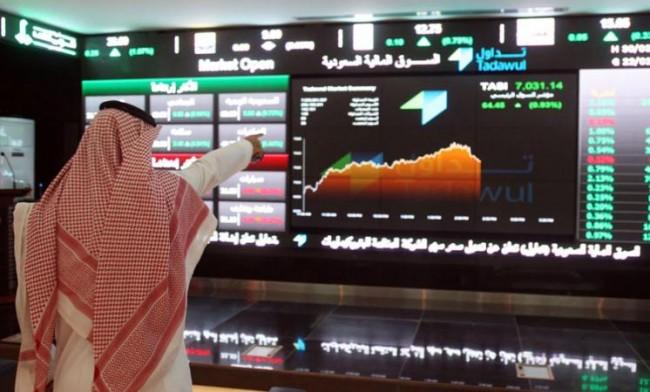 مؤشر سوق الأسهم السعودية يغلق مرتفعًا عند مستوى 6107.05 نقاط