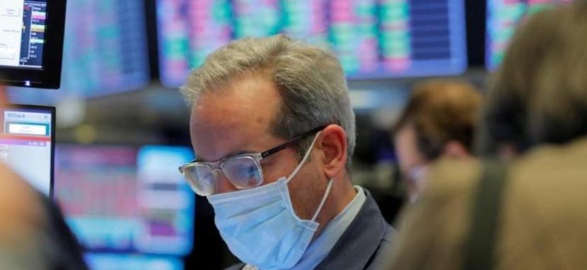 ارتفاع الأسهم الأمريكية مع اتفاق واشنطن على مساعدة بتريليوني دولار