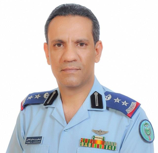 التحالف: اعترض صاروخين بالستيين أطلقتهما المليشيا الحوثية الإرهابية باتجاه المملكة