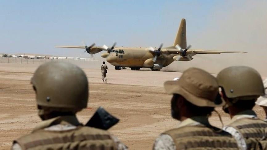 """""""التحالف"""" يعلن بدء عملية عسكرية لتدمير أهداف تابعة للمليشيا الحوثية في اليمن"""