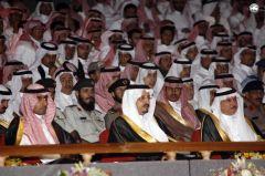 حفل ختام مهرجان أبها السياحي تحت رعاية أمير عسير