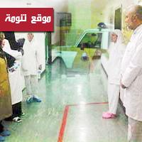 مطلق النار على طبيب مستشفى تثليث في قبضة شرطة عسير