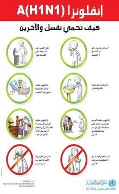 أطباء السعودية يرفضون لقاح أنفلونزا الخنازير، ولا ينصحون مرضاهم به.