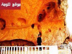 مستثمرون يعيدون إلى «كهوف تنومة» مكانتها التاريخية