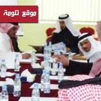 مدير مكتب التربية والتعليم بتنومة يجتمع بمدراء المدارس