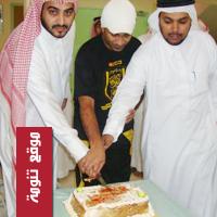 مدرسة الملك عبدالله بالمجاردة تطلق حملة المليون توقيع بمناسبة عودة سلطان الخير