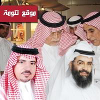 الدكتور صالح ابو عراد والاستاذ ناصر عبدالرحمن ضيوفاً على معرض الكتاب والجنادرية