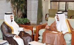 الأمير سلمان يستقبل الدكتور عبد الله الشهري محافظ هيئة تنظيم الكهرباء