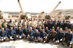 القوات البرية تفتح باب القبول والتسجيل بمعهد سلاح الصيانة  بالطائف