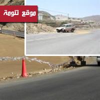 نائب قرية آل حسين ورجل الامن بشرطة تنومة احمد الاسمري ضحايا جدد لمشروع التوسعة بسدوان