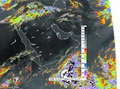«الأرصاد» تنفي تكون إعصار جنوب الصومال.. ولا خطر على أجواء المملكة