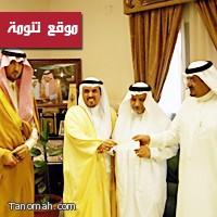 عشرة الاف ريال دعماً للمركز الاعلامي من الشيخ فايز الحيد
