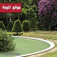 بلدية بارق تنفذ مشروع حديقة على مساحة 25 ألف متر مربع