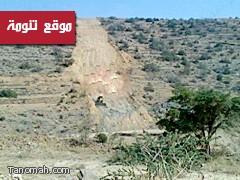مشروع المياه المحلاة على مشارف تنومة
