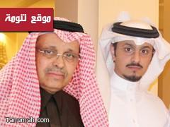الشيخ على بن سليمان يحتفل بزواج نجله محمد