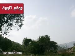 أسماء الرياح في منطقة تنومة وما جاورها
