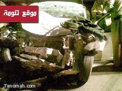 وفاة قائد مركبة واصابة اخر في جنوب تنومة