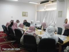 مجلس الشورى يعقد أولى جلساته في ثانوية أبي بكر الصديق بتنومة