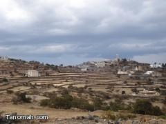 صور أمطار النماص (لجمعة 4-1-1432هـ)