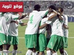 """الأخضر السعودي يرفع شعار""""لا للمفاجآت"""" في مواجهة التحدي السور"""