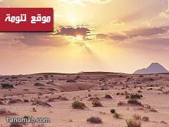 «تراث الصحراء» للفنان ماجد الشهري تفوز بالمركز الأول في معرض البيئة الصحراوية