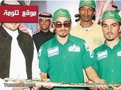 الفارس علي الشهري يفوز بلمركز الثالث في سباقات القدرة والتحمل