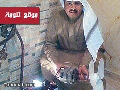 العميد عبدالله الأسمري يشغل السيارات الكهربائية بطاقة الهواء